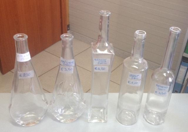 bottiglie speciali magricola senise pz
